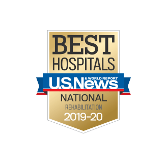 Best Hospitals - US News - National - Rehabilitation 2019-2020